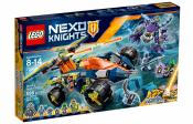 Купить конструктор Лего 70355 Вездеход Аарона 4x4