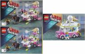 Лего 70804 - Машина с мороженым
