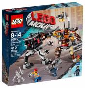 Лего 70807 Поединок Стальной Бороды