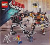 Инструкция Лего 70807 Поединок Стальной Бороды