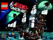 Инструкции для Лего 70810 Корабль Стальной Бороды+