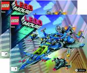 Лего 70816 - Космический корабль Бэнни