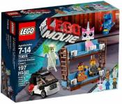 Лего 70818 - Двухэтажный диван