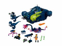 The LEGO® Movie 2 70835 Рэксследователь Рэкса