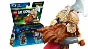 ЛЕГО 71220 Gimli Fun Pack DIMENSIONS