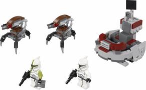 Лего 75000 Штурмовики-клоны против Дроидеков