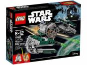 Купить Лего 75168 звездный истребитель йоды