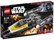 Купить Лего 75172 звёздный истребитель типа Y 2017 год