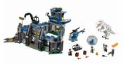 Лего 75919 прорыв ужасного ящера