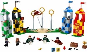 Лего 75956 Гарри Поттер матч по квиддичу