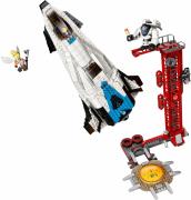 Лего Overwatch 75975: Точка наблюдения: Гибралтар
