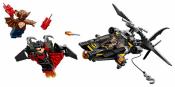 ЛЕГО 76011 Атака Человека - Летучей Мыши Super Heroes