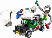 ЛЕГО 76015 Доктор Октопус: ограбление грузовика