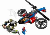 ЛЕГО 76016 Спасательный вертолет Человека-Паука