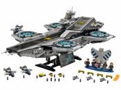 Лего 76042 Геликарриер