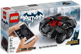 Лего бетмобиль с дистанционным управлением 76112