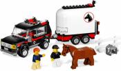 Лего 7635 Полноприводный трейлер с лошадью