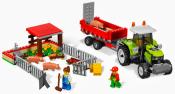 Лего 7684 Свиноферма и трактор