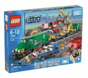 Лего 7898 Грузовой поезд делюкс (Cargo Train Deluxe)