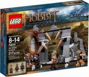 Купить конструктор LEGO The Hobbit and the Lord of the Rings: The Hobbit: 79011  Dol Guldur Ambush в Москве. Доставка лего по России.