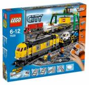 Лего 7939 Грузовой поезд (Cargo Train)