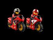 ЛЕГО 60084 Перевозчик гоночных мотоциклов City