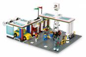 Лего 7993 Сервисная станция
