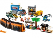 Городская площадь (Lego 60097)