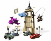 Лего 8639 Побег из Большого Бентли