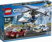 Купить Лего 60138 стремительная погоня