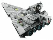 ЛЕГО 75055 Имперский Звёздный Разрушитель Star Wars