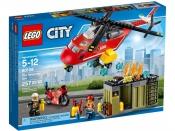 ЛЕГО 60108 Пожарная команда быстрого реагирования City