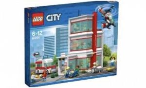 Лего 60204 больница