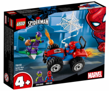 Лего 76133 Автомобильная погоня Человека-паука