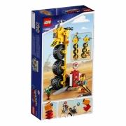 The LEGO® Movie 2 70823 Трехколёсный велосипед Эммета!