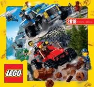 Новый Лего каталог - первое полугодие 2018