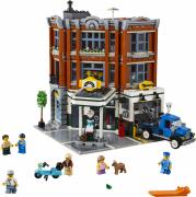 Лего 10264 Labelled Creator - Expert Corner Garage / Угловой гараж