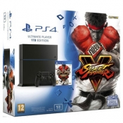 SONY PlayStation 4 Street Fighter V (1ТБ)