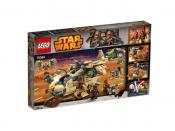 ЛЕГО 75084 Боевой корабль Вуки Star Wars