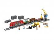 ЛЕГО 60098 Мощный грузовой поезд City