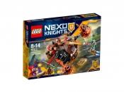 ЛЕГО 70313 Лавинный разрушитель Молтора  Nexo Knights