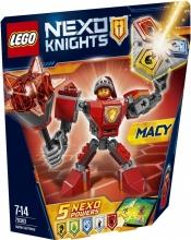 Купить конструктор Лего 70363 боевые доспехи Мэйси 2017 год