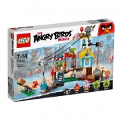ЛЕГО 75824 Разгром Свинограда Angry Birds