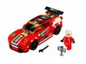 ЛЕГО 75908 458 Italia GT2 Speed Champions