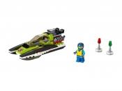 Скоростной катер (Lego 60114)