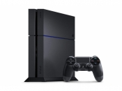 SONY PlayStation 4 (1 ТБ), черная + игра Call of Duty Black Ops III