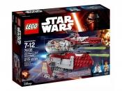 ЛЕГО 75135 Перехватчик джедаев Оби-Вана Кеноби Star Wars