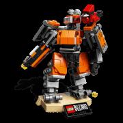 Лего Overwatch 75987: Omnic Bastion
