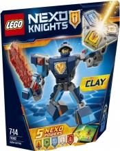 Купить Лего 70362 Боевые доспехи Клэя 2017 год