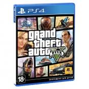 Grand Theft Auto V (GTA 5) [PS4, русские субтитры]